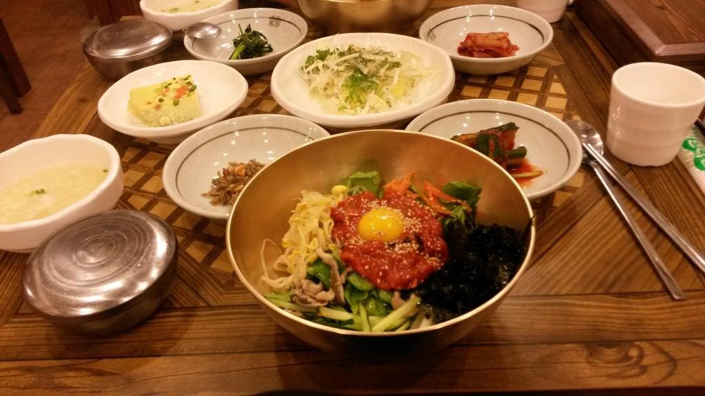 육회비빔밥, het beste wat Jeonju te bieden had